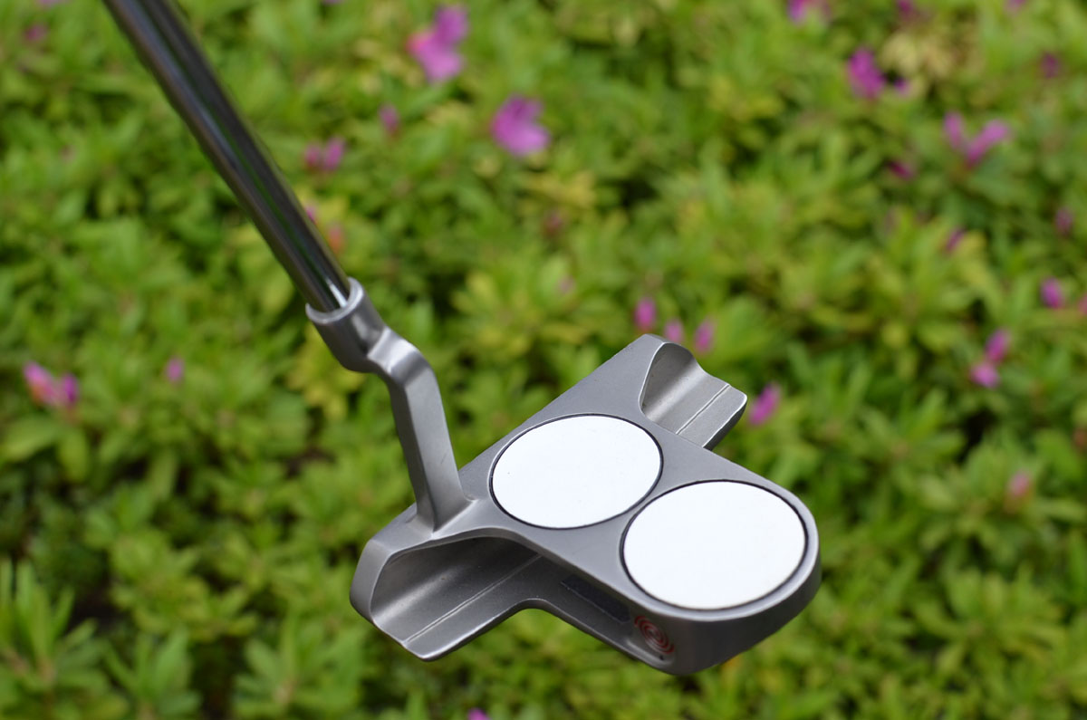 1696 – ODYSSEY White Hot 2-Ball Blade