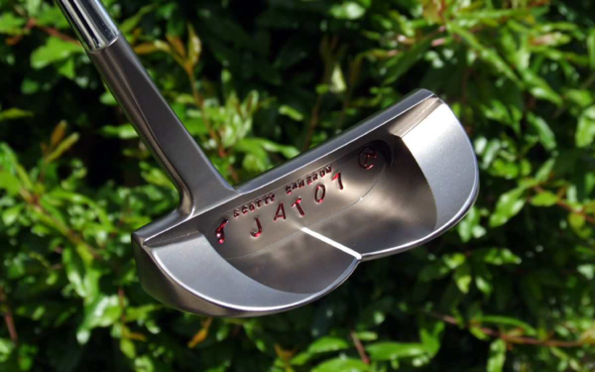 Gold's Factory - Premium Japanese Hand Made Putters | 608