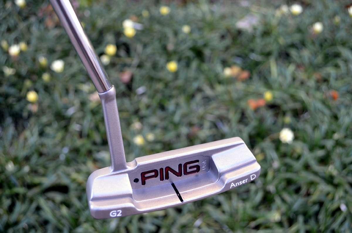 2011 – Ping G2 Anser D