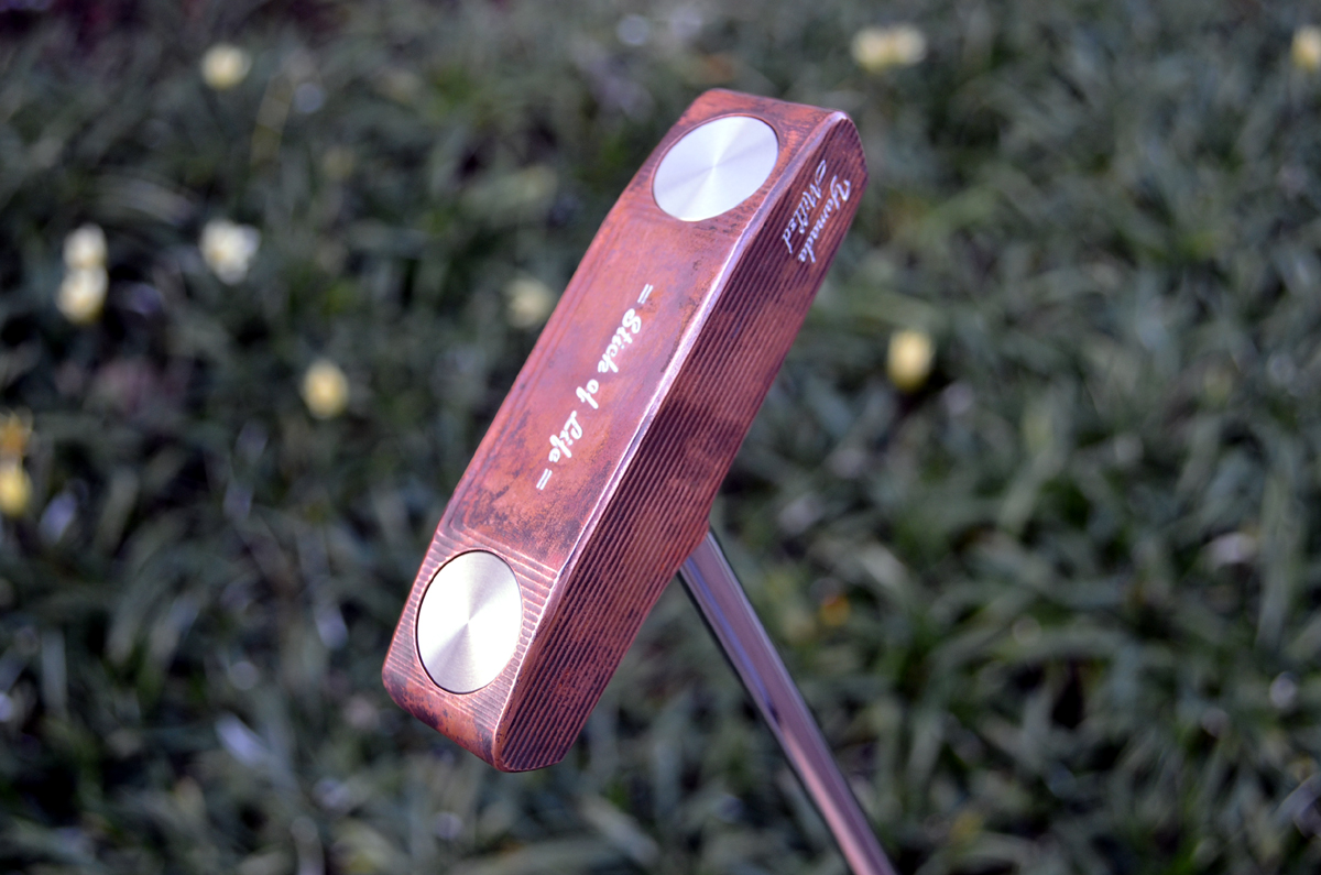 gold s factory premium japanese hand made putters 2050 yamada