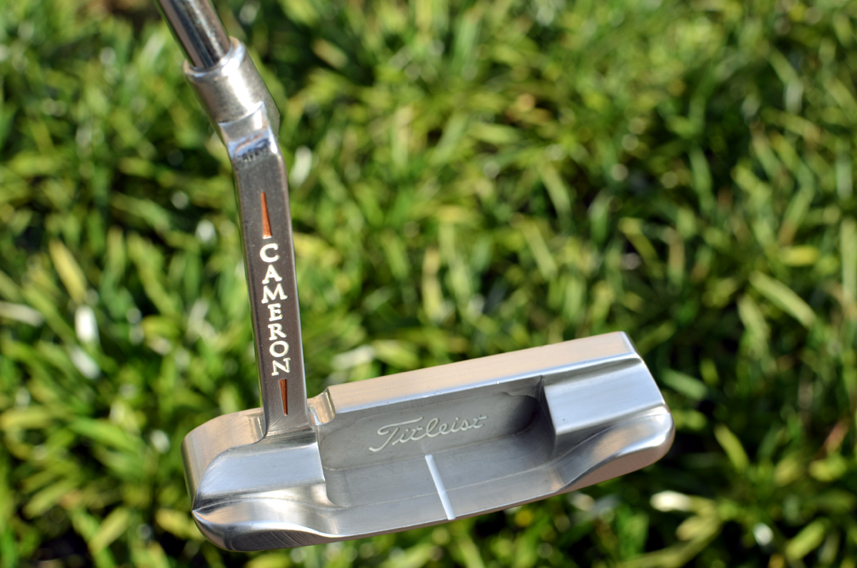 2582 – Scotty Cameron C.L.N. U.S. Prototype No.2