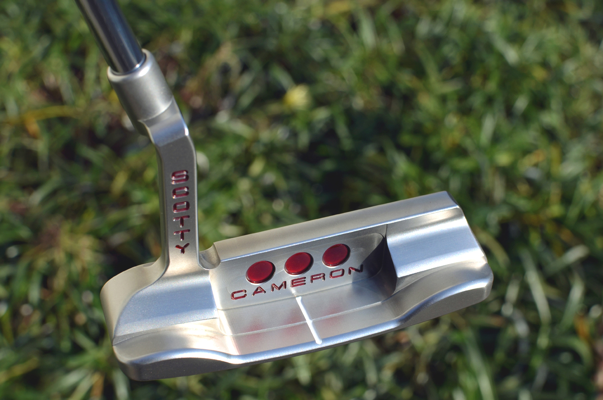 2769 – Scotty Cameron Studio Select Newport