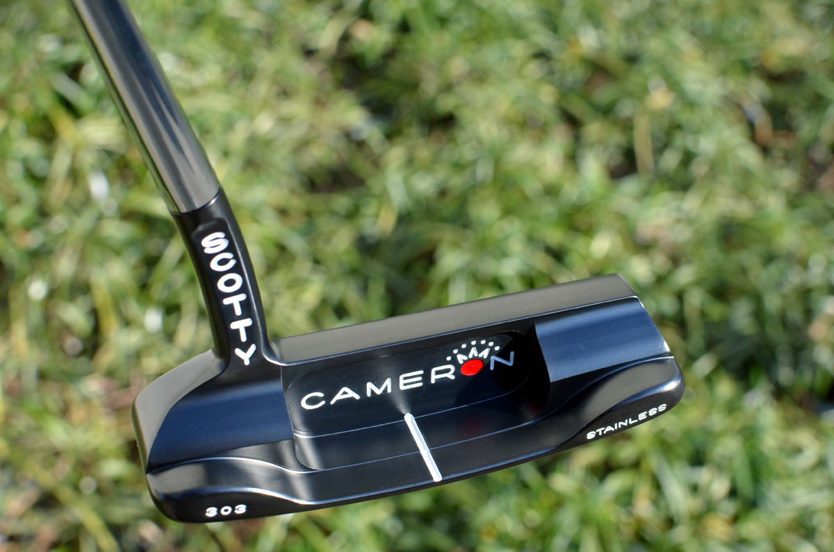 2746 – Scotty Cameron Studio Stainless Newport Beach 1.5