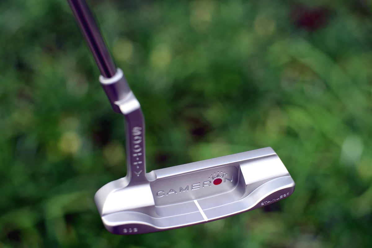 2957 – Scotty Cameron Studio Stainless Newport