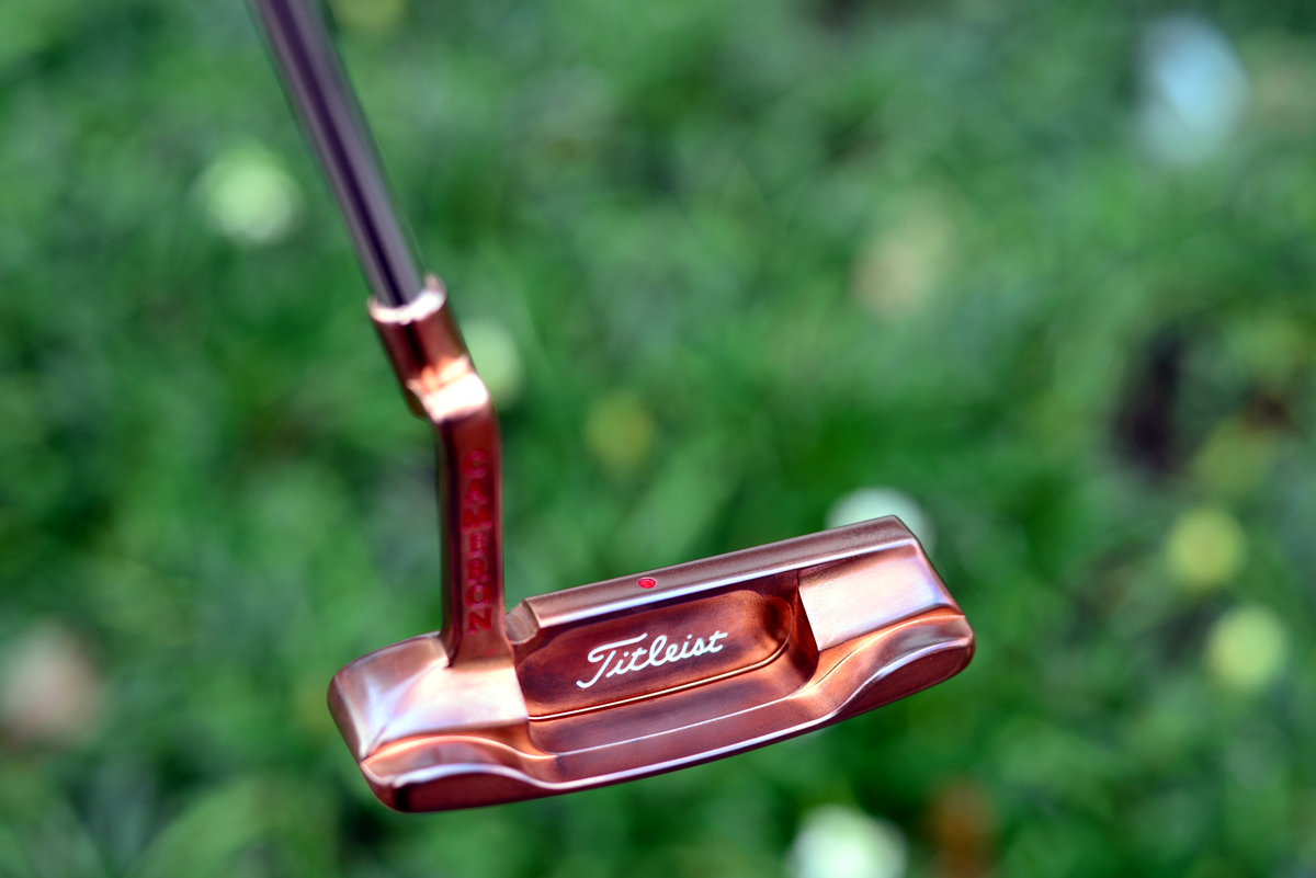2984 – Scotty Cameron Inspired By David Duval