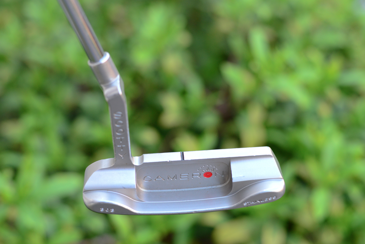 3361 – Scotty Cameron Studio Stainless Newport Beach
