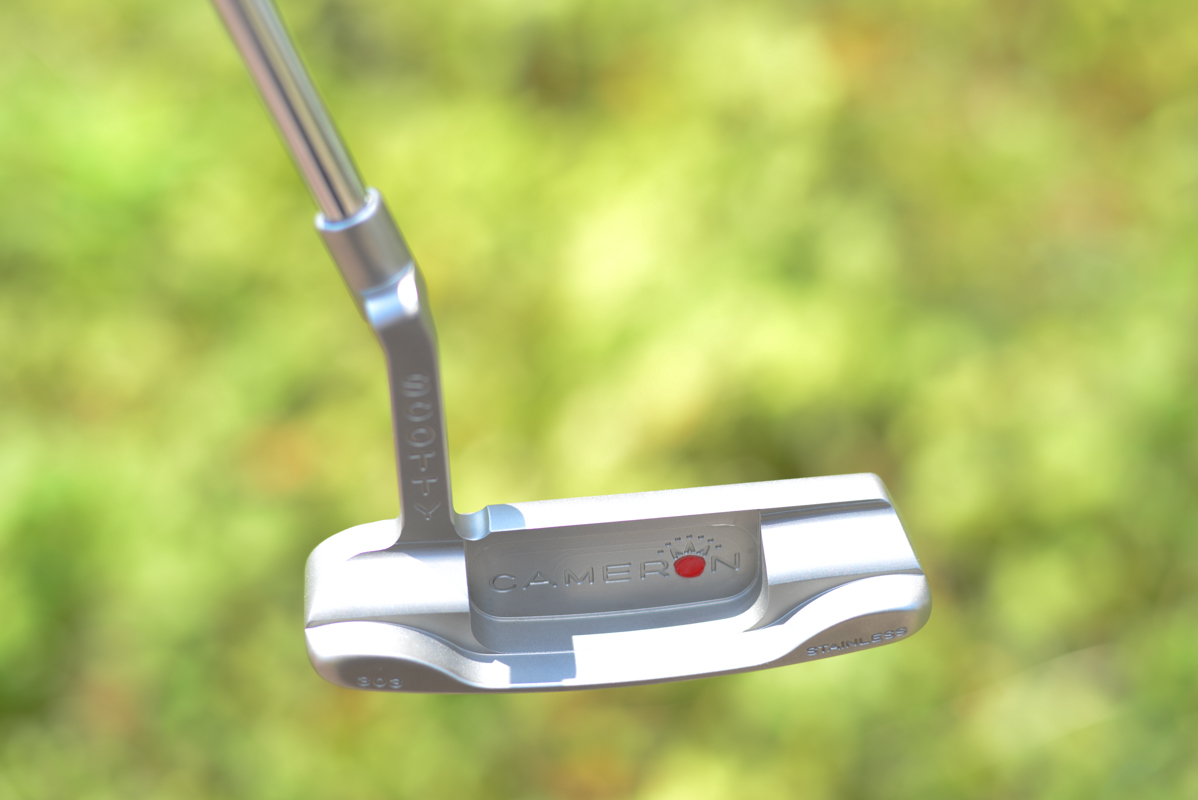 3439 – Scotty Cameron Studio Stainless Newport Beach
