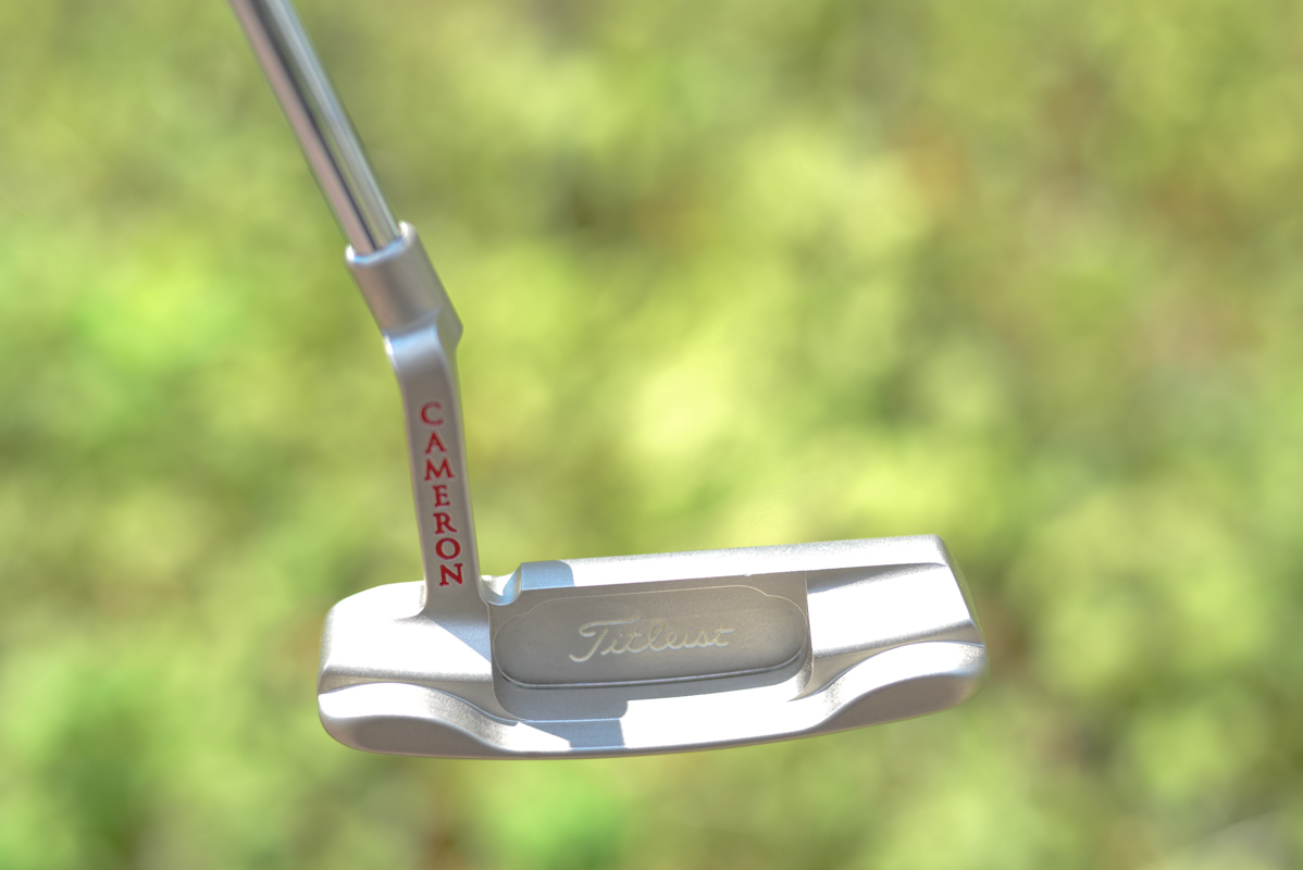 3440 – Scotty Cameron Inspired By David Duval