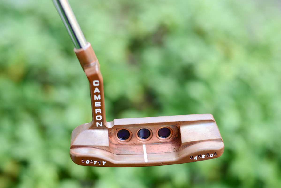 3450 – Scotty Cameron Select Newport