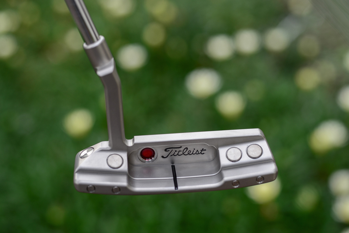 3516 – Scotty Cameron Timeless 2 GSS Circle-T
