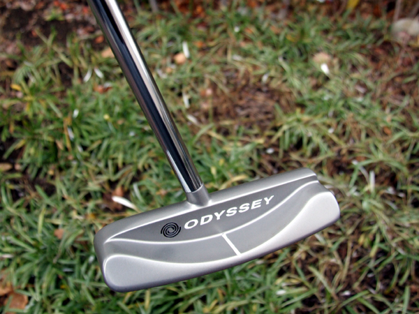 1098 – ODYSSEY WHITE #2 Center Shafted
