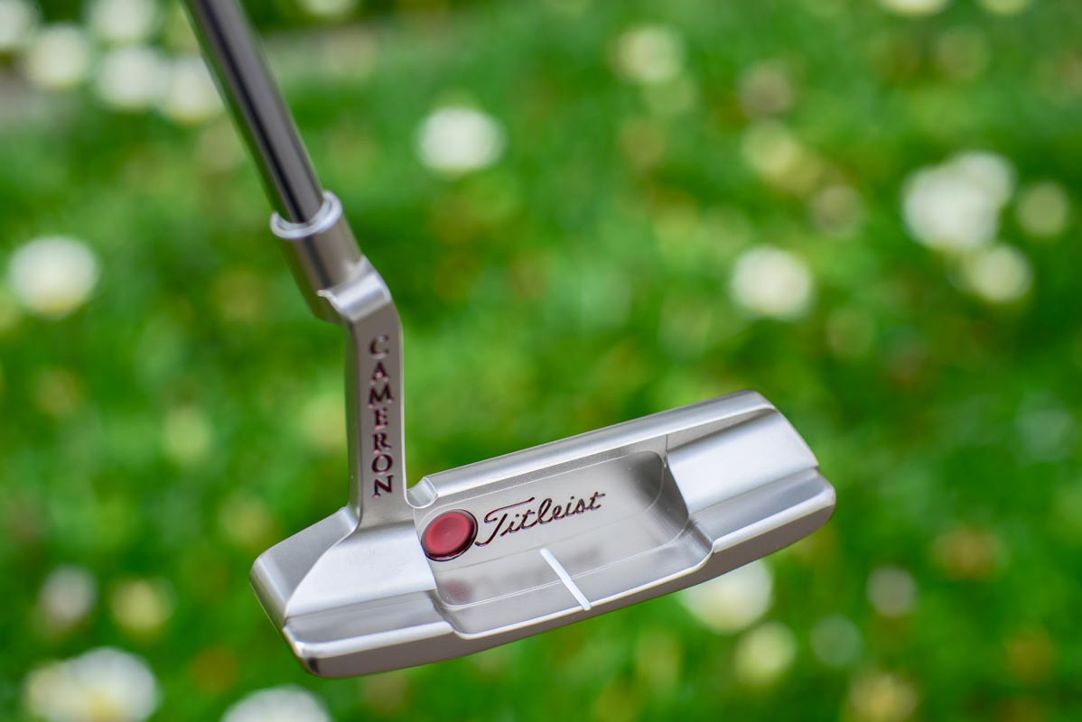 #3824 – Scotty Cameron Pro Platinum Newport Two
